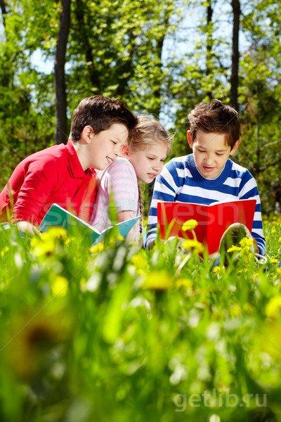 10 лучших книг для детей