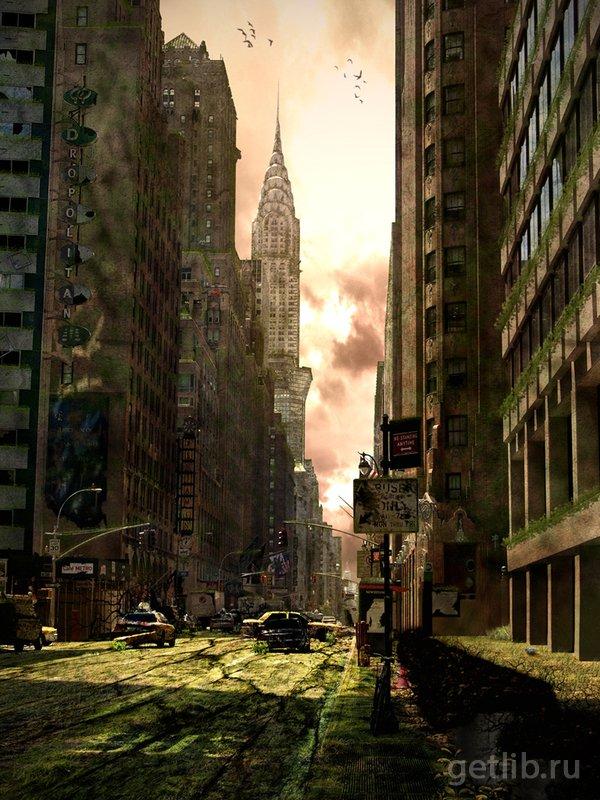 10 крутых книг о постапокалипсисе