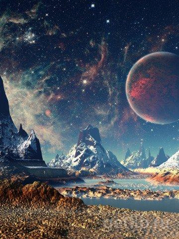 Фантастические романы о космосе